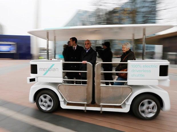 driverless cars 26