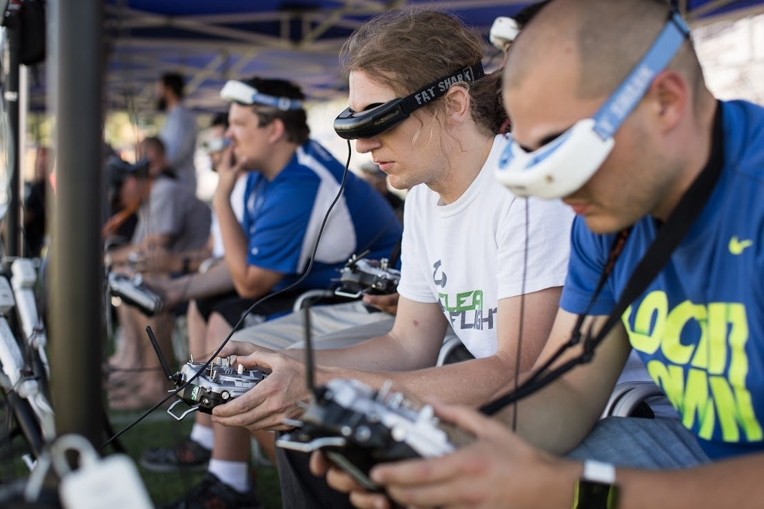 Vr Drone Racing >> First-person-view drone racing: Five essential tips for ...
