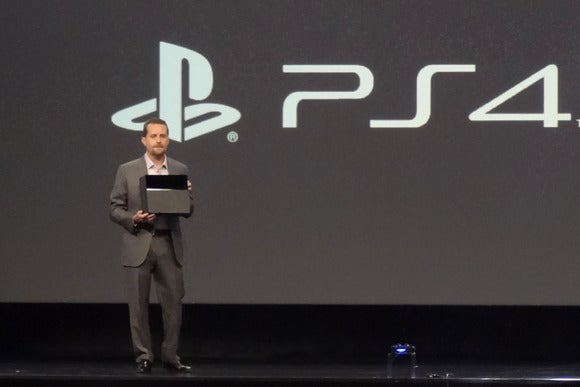 Andrew House and PS4