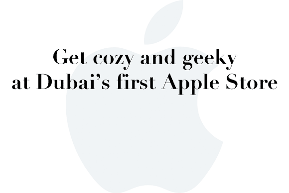 dubai apple store