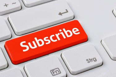 How to thrive in the subscription economy