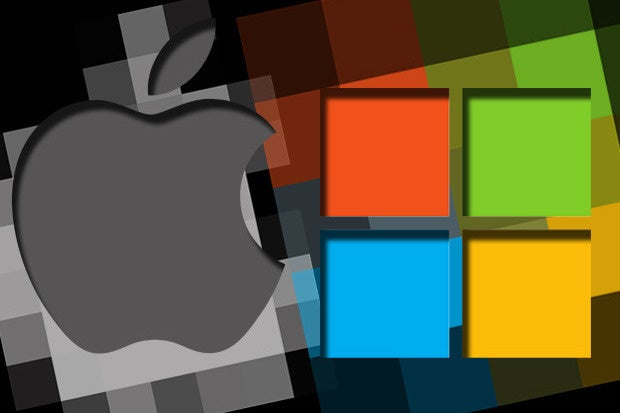 History of Apple and Microsoft: 4 decades of peaks and valleys | CIO