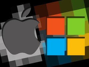 Microsoft vs. Apple: Strategies change but the battle continues