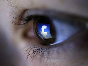 facebook eye vision