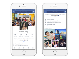 4 ways to navigate Facebook's new mobile profiles