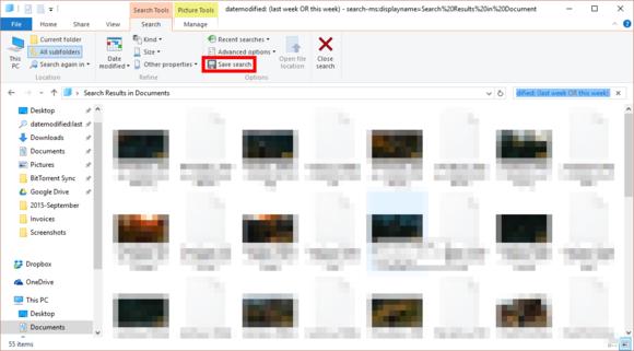 fileexplorersavesearch