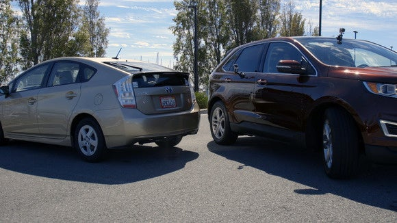 ford edge cutting close