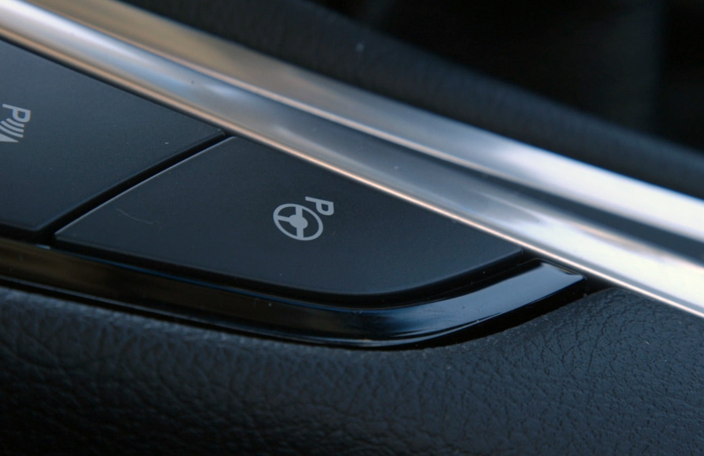 Ford Edge Parking Button Press The Parking Assist Button Twice To Tell The System You Want To Park Perpendicularly