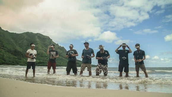 fpv flying hawaii