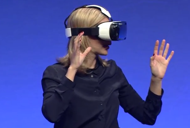 gear vr samsung event