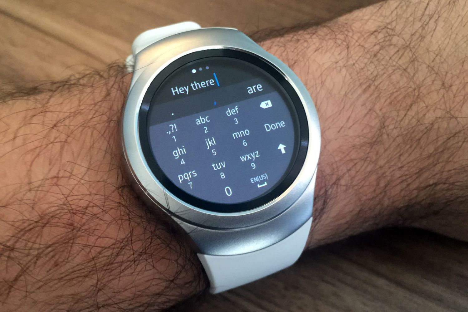 Samsung Gear S2 review: Stepping back to move forward ...