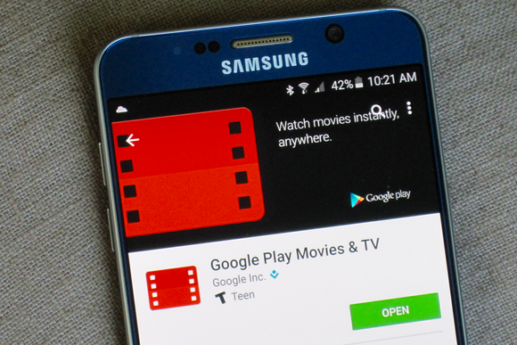 watch google play movies on your tv
