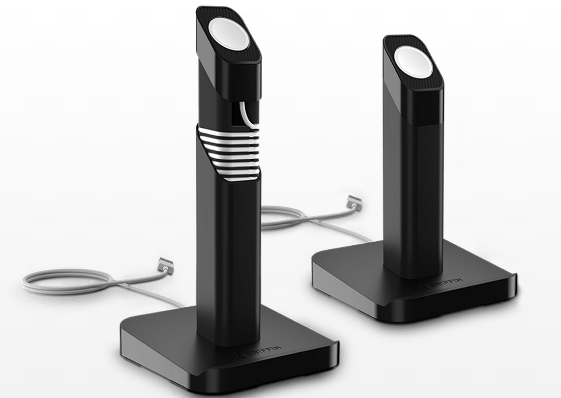Tested The Best Apple Watch Stands Macworld Wireless Charging Dock Stand Griffin Watchstand 1