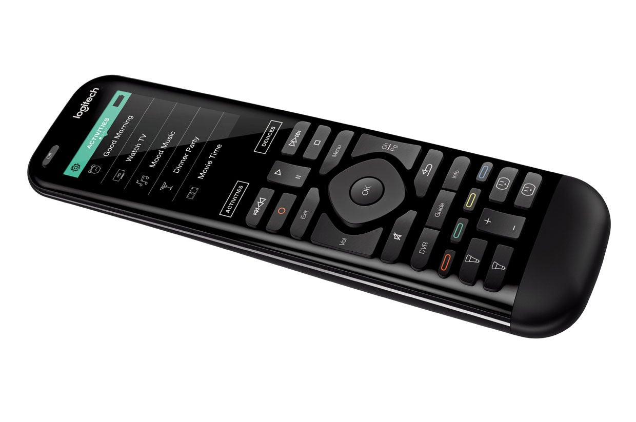 Logitech Harmony Elite review: As good as a universal remote can be