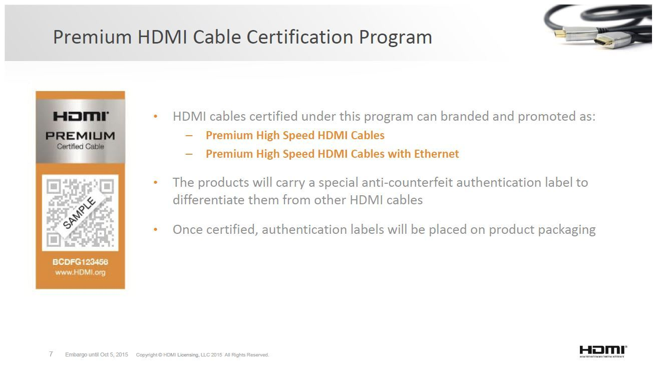 Hdmi Cable Wire Diagram With Labels Manufacturer Audio Return Licensing Group Launches Certification Program Certified