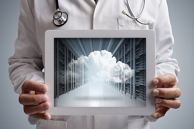 healthcare data cloud