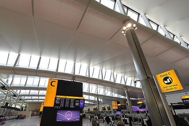 heathrow terminal two