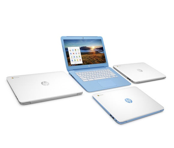 hp chromebook 14 muliple view
