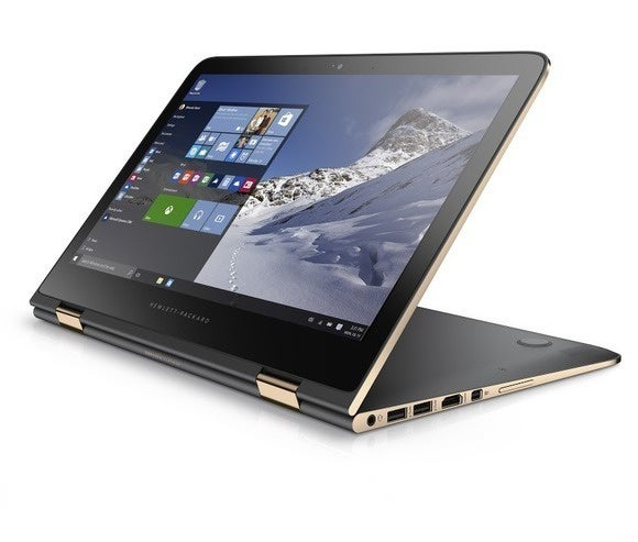 hp spectre x360 stand mode left facing