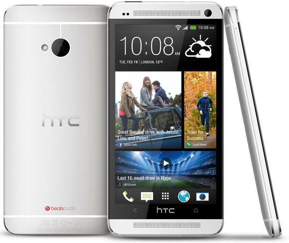 HTC One M7 de 2013