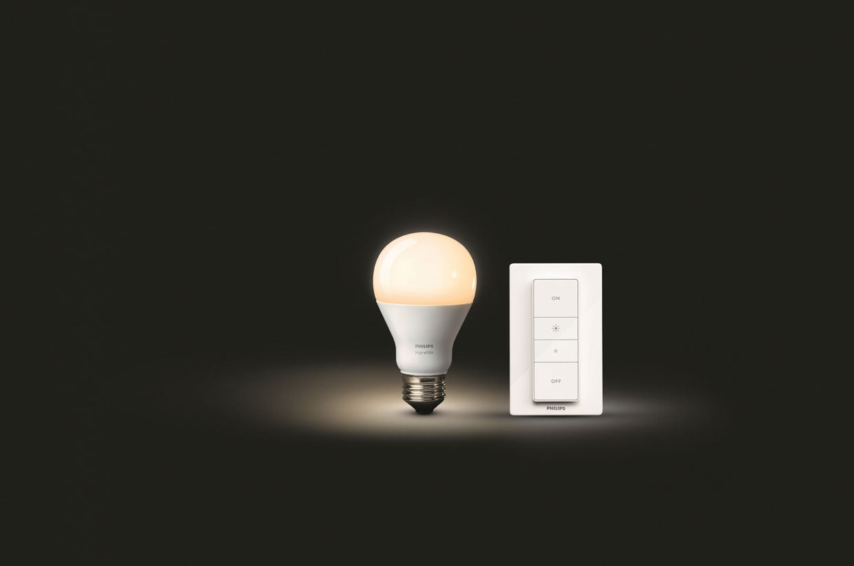 Philips Hue Wireless Dimming Kit Review Control Your Hue Led Lights