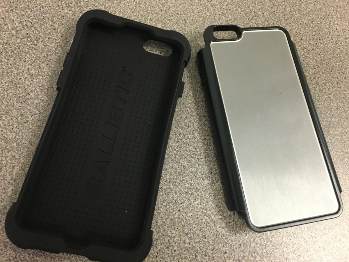 factory price b43b7 960eb Quick iPhone 6S case review: Ballistic Tungsten Tough | Network World