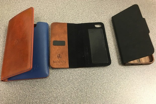 iPhone 6S case review: Leathery goodness