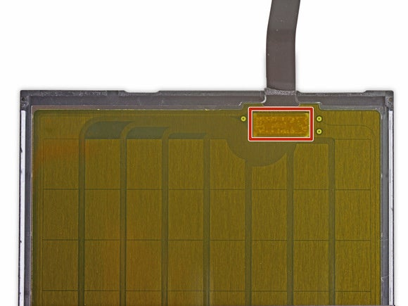 iphone 6s capacitive sensor layer 3d touch