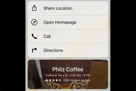 iphone 6s hidden tricks share location maps