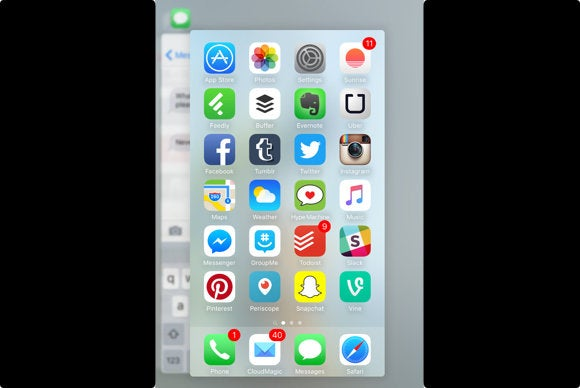 iphone 6s tricks app switcher
