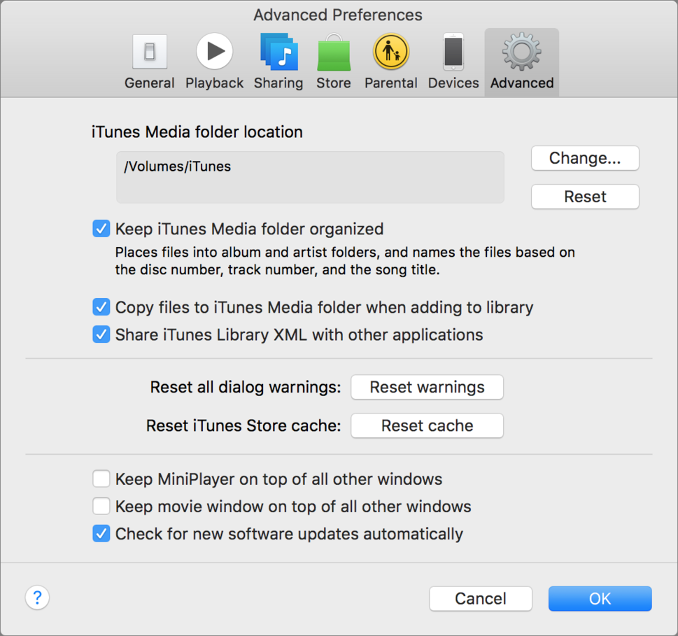 How to set up an iTunes library on a network-attached server | Macworld