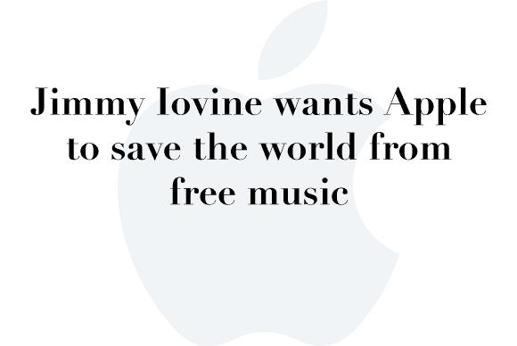 jimmy iovine free music
