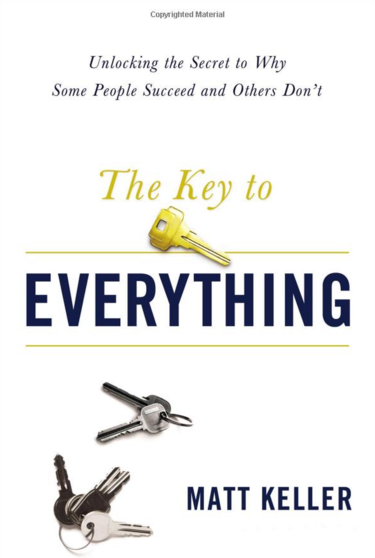 keller key everything unlocking succeed