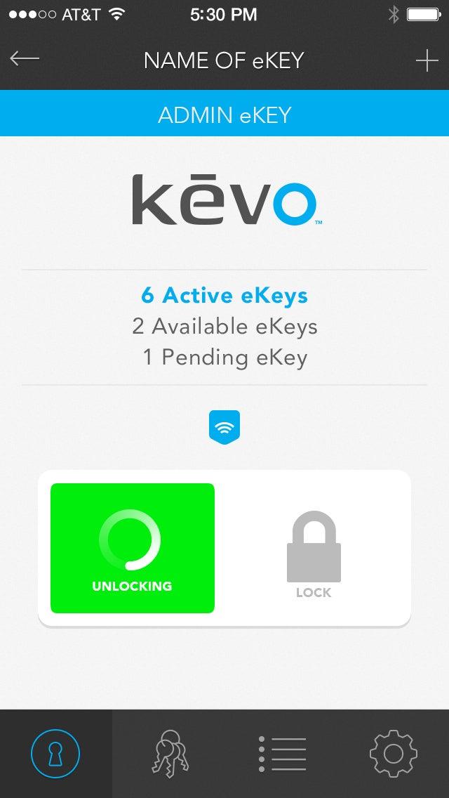 Kwikset Finally Enables Cloud Control For Its Kevo Smart Lock