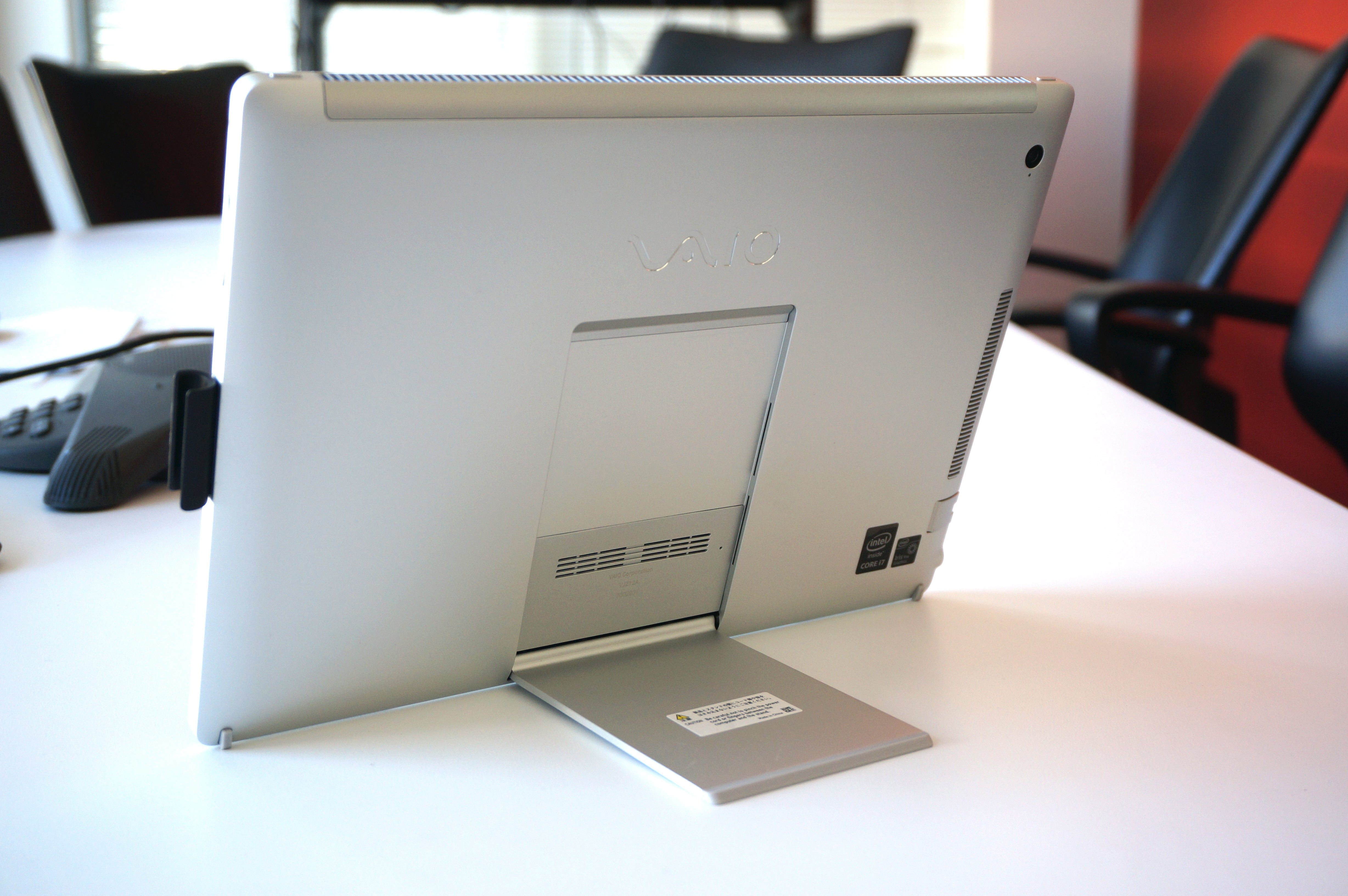 Hands On With The Vaio Canvas A Quad Core Surface Pro 3