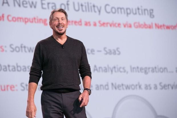 Oracle profit slides again despite rapid growth in cloud