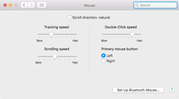 mac911 double click speed