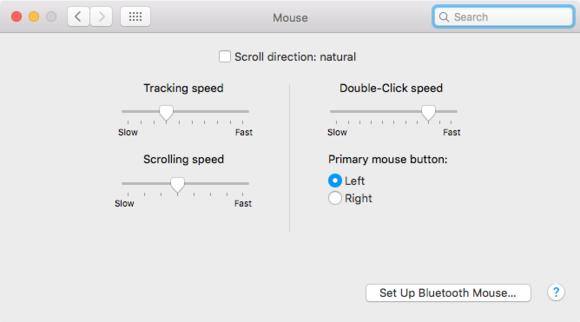 mac911 double click speed