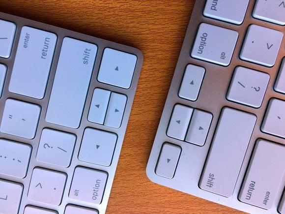 magic keyboard arrows