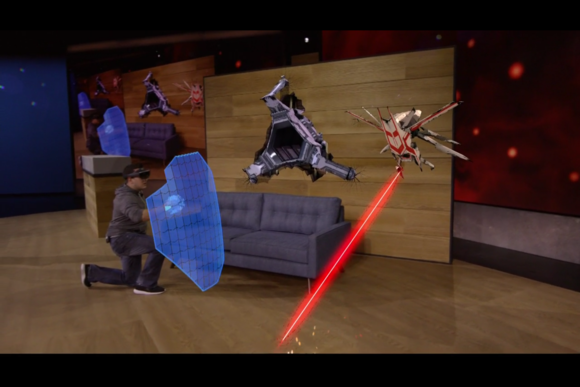 microsoft hololens project xray demo1