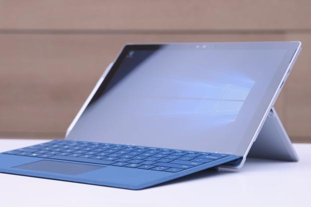 Microsoft's Surface Pro 4.