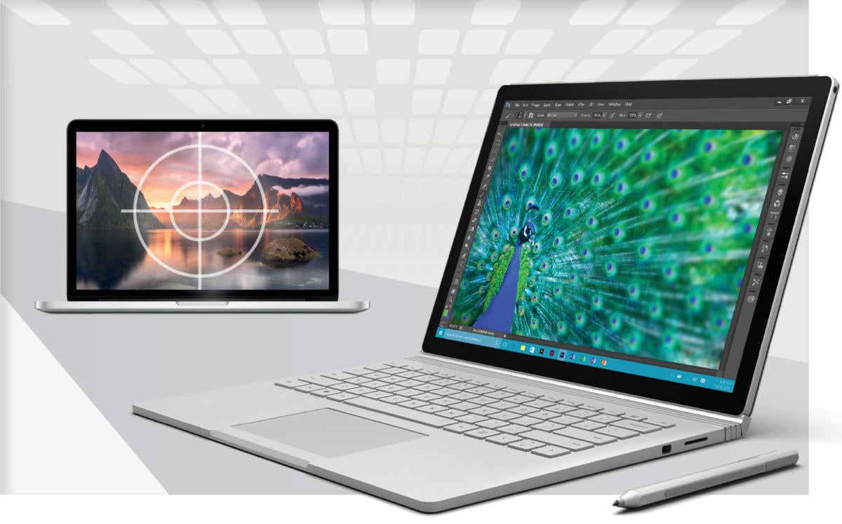 Microsoft targets Apple with Surface Book launch [2015]