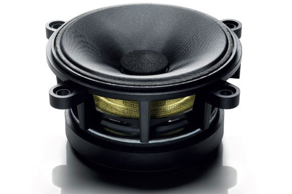 Bowers & Wilkins Zeppelin midrange