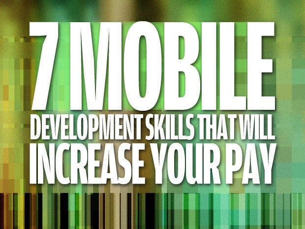 mobile developer certifications and skills