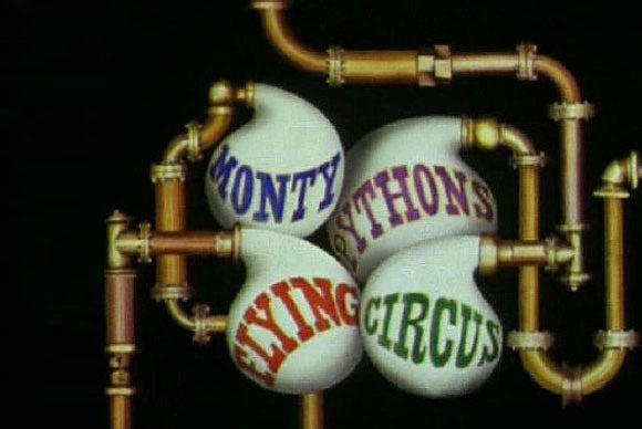 Monty Python Flying Circus logo