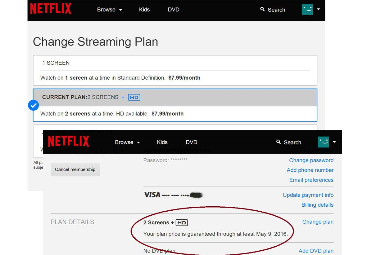 how to change ultra hd to standard definition netflix