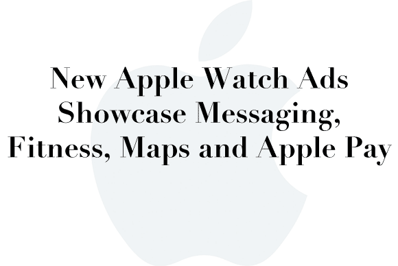 new apple watch ads