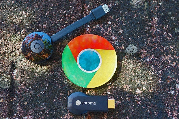 New Google Chromecast (2015)