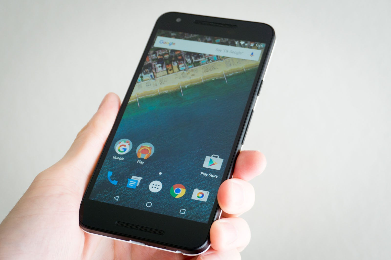 Google's Nexus 5X is pretty easy to repair, but watch out for that