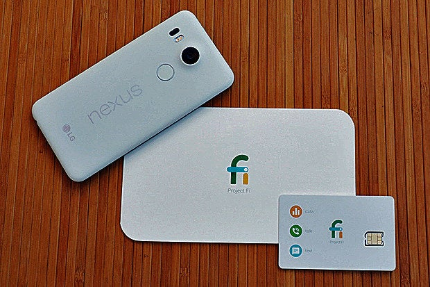 Nexus 5X, 6P, Project Fi